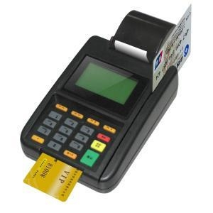 China Countertop Visa Chip Credit Card Swipe POS Machine on sale