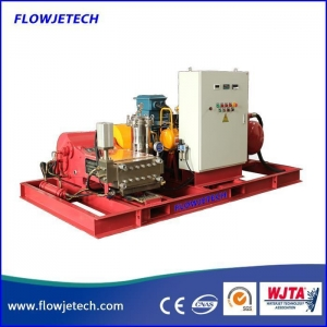 China Water Jet Cleaning Solution supplier