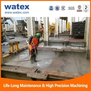 China 15000 psi high pressure water jet cleaning machine on sale