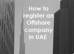 China register offshore company in dubai Includes government filing fee on sale