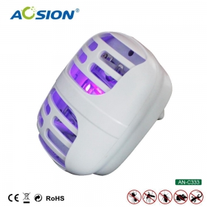 China Aosion light trap moth killing lamp electronic indoor insect killer zapper on sale