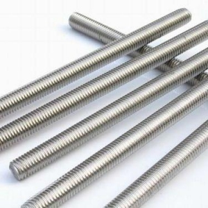China SAE Grade 2/ A307 Carbon Steel Thread Rod on sale