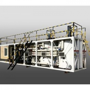 China Polymer Modified Bitumen Plant on sale